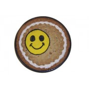 "12"" Smiley Cookie"