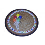 "12"" Balloons Cookie"