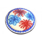 "12"" Fireworks Cookie"
