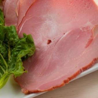 Sliced and Tied Ham - Event Ready