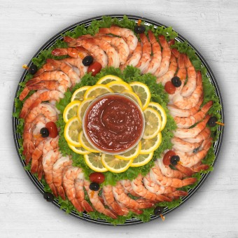 Appetizer Shrimp Tray
