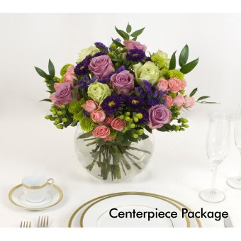 Bright Wedding: Centerpiece Package
