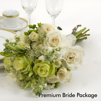 Green Wedding: Premium Bride