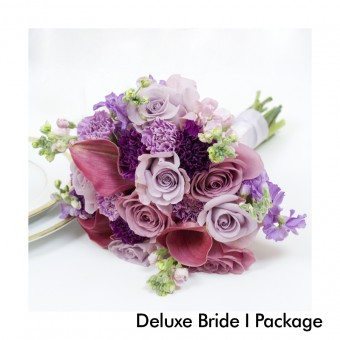 Lavender Wedding: Deluxe Bride I