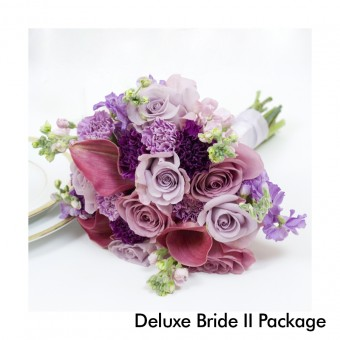 Lavender Wedding: Deluxe Bride II