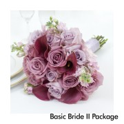 Lavender Wedding: Basic Bride II