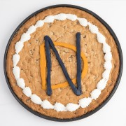 12 inch Notre Dame Cookie