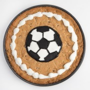 "12"" Soccer Ball Cookie"