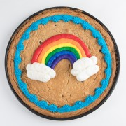 12 inch Rainbow Cookie