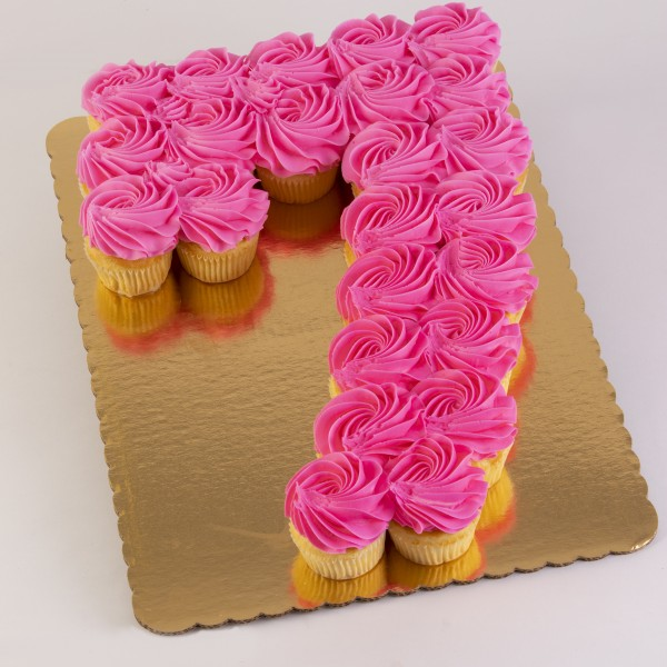 24ct Seven Cupcake Cake Martin S Specialty Store Order
