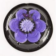7ct Purple Petal Cupcake Cake