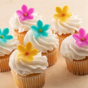 Flower Ring Cupcakes