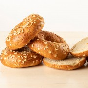 Eight Grain Bagel