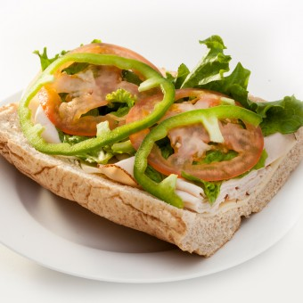 6in Turkey Wheat Sub