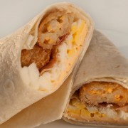 Bacon Breakfast Wrap