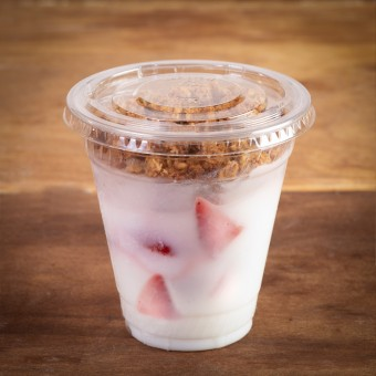 Strawberry Yogurt Cup