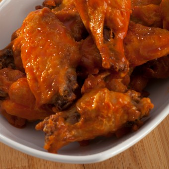 Rush Hot Wings