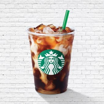 Iced Vanilla Sweet Cream Cold Brew